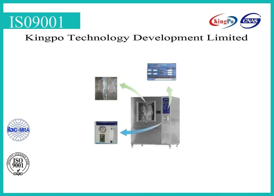 IP34 Automatic Environmental Test Chamber 80-150KPA Spray Pressure